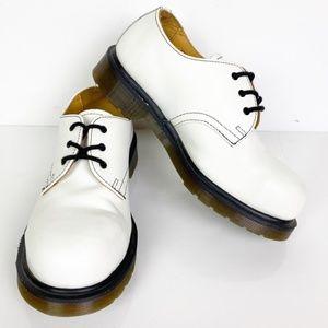 Dr. MARTENS | White 1925 3 Hole Oxford Sz 6